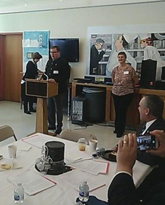 Senator Ross speaks at WDC2