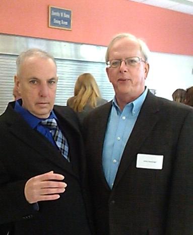Tom Doherty and John Hastings