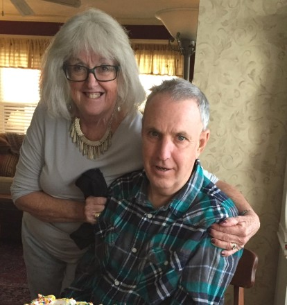 Mary Ann Ulevich and Tom Doherty
